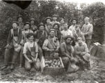 La Verne Orange Growers Association Workers