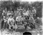 La Verne Orange and Lemon Growers Association Workers