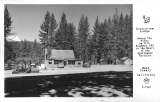 Crestivew Lodge Mono County California