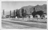 C.A. Haughty - Auto Camp Aberdeen, California