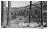 Audrain Lake - From Boy Scout Camp Near Echo Summit - Placerville - Lake Tahoe Highway - California