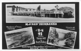 "R.J. ""Dad"" Fairbanks Death Valley & Boulder Dam Information Baker, California"