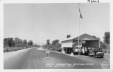 State Inspection Station, State Line, Blythe, California