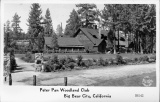 Peter Pan Woodland Club Big Bear City, California