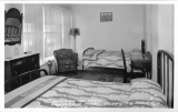 Interior of Room, California Hotel, El Centro, California
