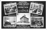 Hotel Fresno In the Heart of Fresno, California on U.S. Highway 99 in the Center of the State