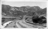 U.S. Highway #101 over Gaviota Pass, Gaviota, California
