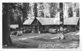 Bucks Lake Lodge at Bucks Lake in the Feather River Country, California
