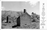 Ruins of Fort Tejon one of Kern County's Historical Landmarks located in Grapevine Canyon U.S. Hwy.99