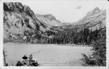 Green Lake, Green Lakes Camp, Mono County, California
