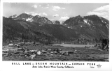 Gull Lake - Dream Mountain - Carson Peak June Lake, Scenic Mono County, California