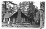 Pinion Lodge Wrightwood, California(J. Buford Wright)