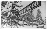 """Winter Time"" at Wrightwood, California"
