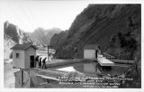 U.S.R.S. Intake and Filtering Plant Colorado River at Hoover Dam Site - Boulder City, Nevada Water Supply