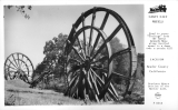 Giant Silt Wheels Jackson Amador County California