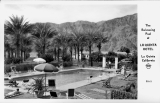 The Swimming Pool at La Quinta Hotel La Quinta California