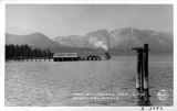 Camp Richardson Pier, Lake Tahoe, California