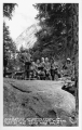 Dedication of Completion of Highway to mt. Whitney Portal May 31, 1936, Lone Pine, California