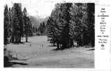 Golf Courses at Glennbrook Inn and Ranch on the Nevada Shore of Lake Tahoe