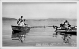Speed Boats - Mono Lake, California, Mark Twain Day
