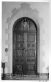 Door in Music Room - Scotty's Castle Death Valley California