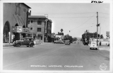 Broadway, Needles, California
