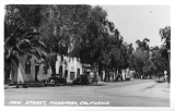 Main Street, Moorpark, California