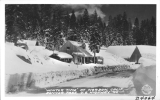 """Winter Time"" at Nordon, California, Donner Pass, U.S. Highway 40"