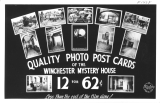 Quality Photo Post Cards of the Winchester Mystery House