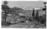 Waugh Lake Dam Mono County California