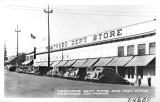 Westwood Dept. Store and Post Office, Westwood, California