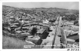 Birdseye view of Nogales, Sonora, Mexico