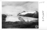 Worthington Glacier near Richardson Highway (Alaska)