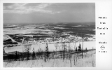 Nenana from Tortella Hill Alaska
