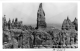 The Hindu Temples from Peek-A-Boo Trail Bryce Canyon, Utah