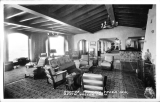 Lounge, Furnace Creek Inn, Death Valley, California