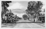 Highway #89 thru Wickenburg, Arizona