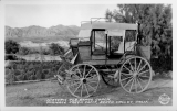 Historic Old Stage Coach, Furnace Creek Camp, Death Valley, California