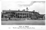 Hotel El Rancho, Gallup New Mexico