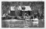 Rayfran Lodge on Silver Lake Summer Home of Raymond Hatton