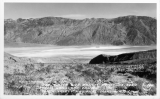 Badwater and Dantes Point As Seen From Hanaupah Canyon, Death Valley National Monument, California