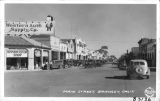 Main Street, Brawley, California