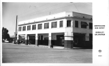 Greyhound Bus Depot Brawley California