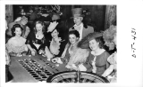 Playing Roulette, Club 21, Las Vegas, Nevada