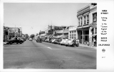 Main Street looking West Santa Paula California
