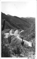 """The Apache Trail"" across Coolidge Dam, Arizona"