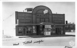 Mauk's Theater, Coolidge Arizona