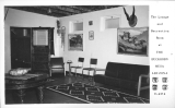 The Lounge and Recreation Room at the Buckhorn Mesa Arizona