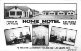 Home Motel, Las Vegas, Nevada