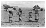 Katchina Dolls of the Hopi Indians